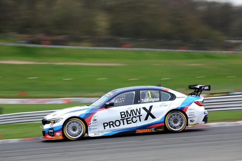 英國賽場新戰力 《BMW 330i BTCC》低調亮相