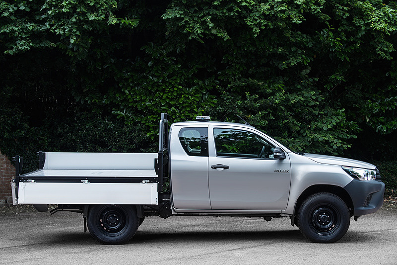 擴展歐陸LCV市佔 全新《Toyota Proace City》小型廂車即將問世