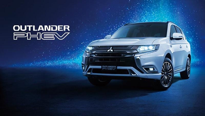 累計銷售20萬輛《Mitsubishi Outlander PHEV》榮登全球最暢銷Plug-in Hybrid車款寶座