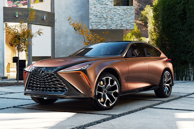 不可逆的趨勢 《Lexus》總裁透露品牌首款EV正在開發中