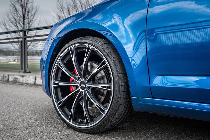 《Abt Sportsline》再推《Škoda Octavia RS》升級套件 290匹馬力搭配新款懸吊組合