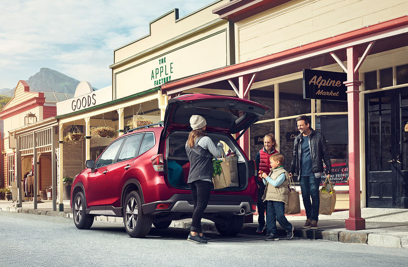 《Subaru》推出非你不可優惠方案 限時加碼5萬元購車金