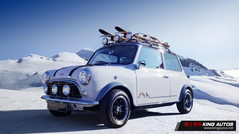 滑雪樂活元素 《Mini Remastered》重新詮釋經典老咪