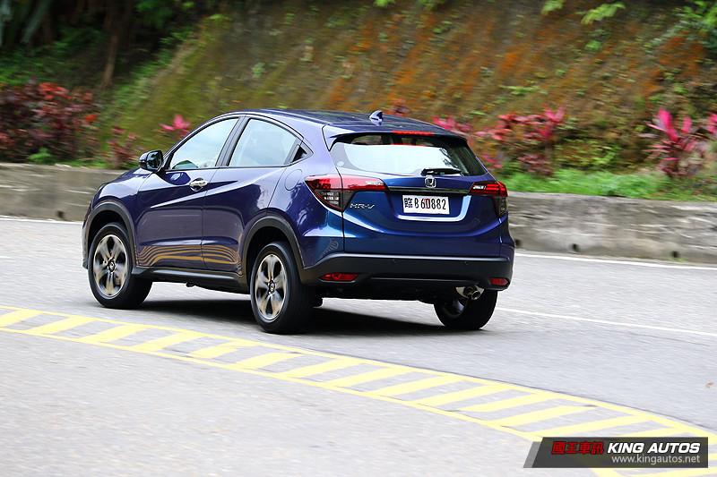 務實即可 ─ 小改款《Honda HR-V S》試駕報導