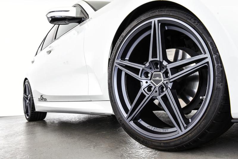 旅行車也有份 《AC Schnitzer》預告新世代《BMW 3 Series》改裝品即將上架
