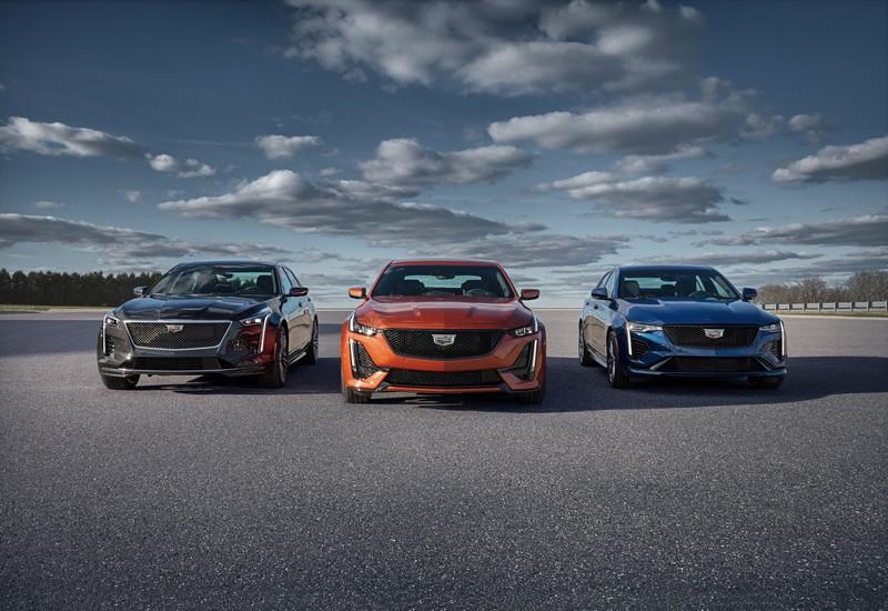 馬力上看355匹《Cadillac CT5-V》熱血新作預約2020年初正式開賣