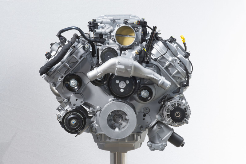 最強機械增壓V8 《Shelby GT500》動力規格正式發布