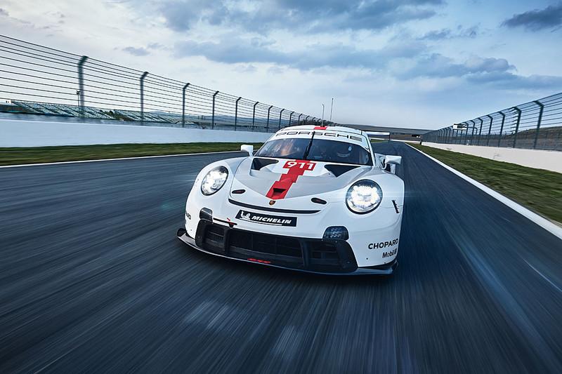 新世代《Porsche 911 RSR》現身亮相 Typ 991 II世代911的終極賽道機器