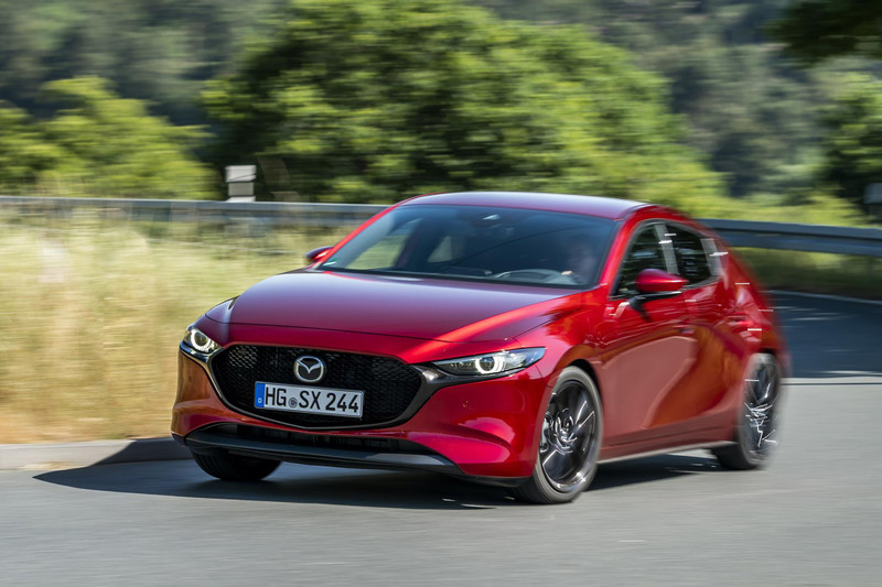英國公布《Mazda3》Skyactiv-X車型售價與規格 預定今年10月到港
