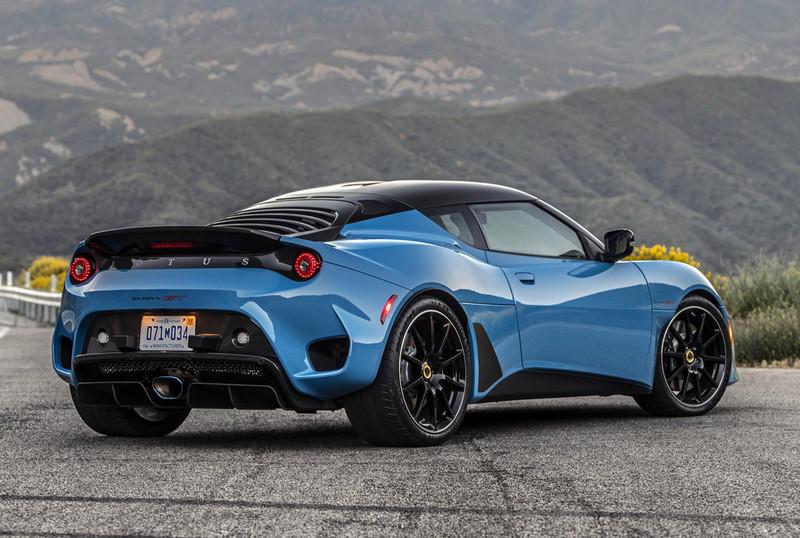 《Lotus Evora GT》北美開放訂購 同步取代Evora Sport 410及Evora 400