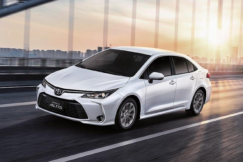 奪回逾30%市佔 《Toyota》、《Lexus》7月份新車銷售創下歷史新高