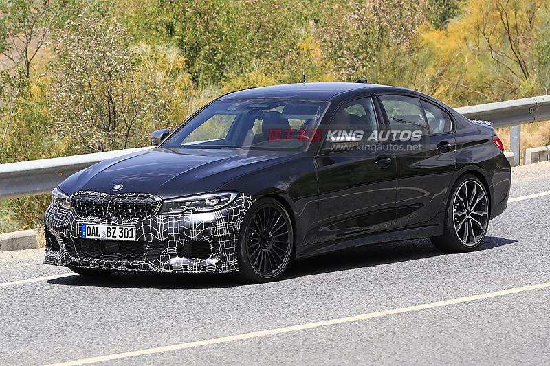 低調性能風格 全新《Alpina B3》完裝車可望於法蘭克福車展首演