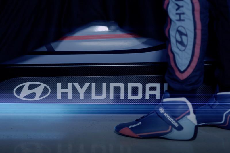 《Hyundai》直指電動賽車領域  首款純電工廠賽車預告法蘭克福車展現身