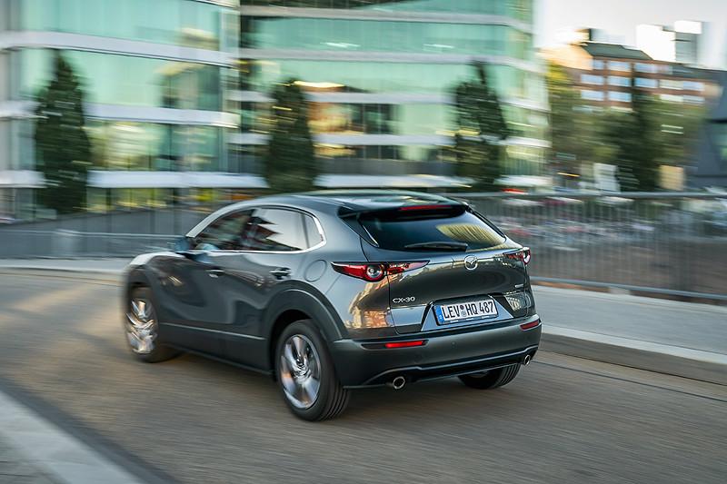 主打歐洲市場 《Mazda CX-30》將瞄準都會小家庭而來