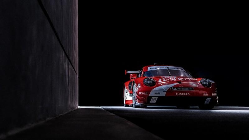 這瓶可樂跑很快 《Porsche》和《Coca Cola》再度聯手參賽