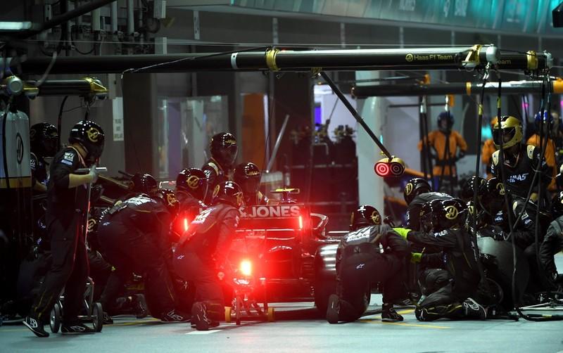 塑料危機 一個塑膠袋如何毀了《Haas F1》的新加坡分站排名
