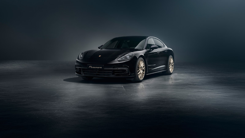 《Porsche Panamera 10 Years Edition》好料上身歡慶問世10週年到來