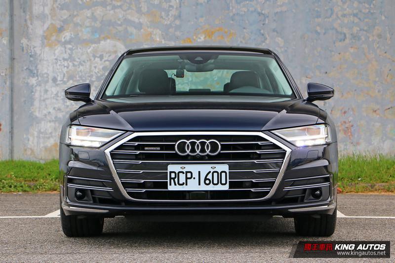 當科技饗宴碰上雙B情結 ─ 新世代《Audi A8 L 55 TFSI quattro Premium》試駕報導