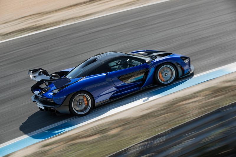 強壓地頭蛇 《McLaren Senna》刷新北美VIR賽道紀錄