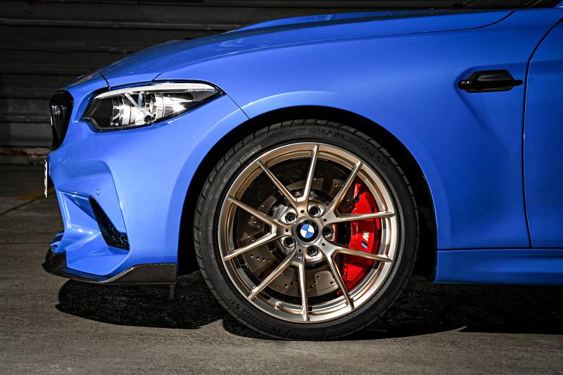 千呼萬喚《BMW》終於發表《M2 CS》 比M2 Competition更快更輕更誘人