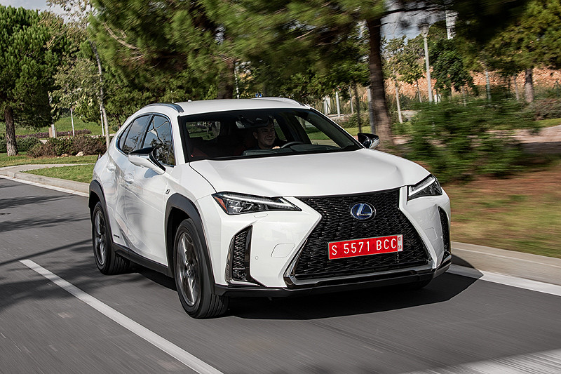 實已超越台灣賓士 和泰《Lexus》2019全年累計銷售台數上看2.2萬輛