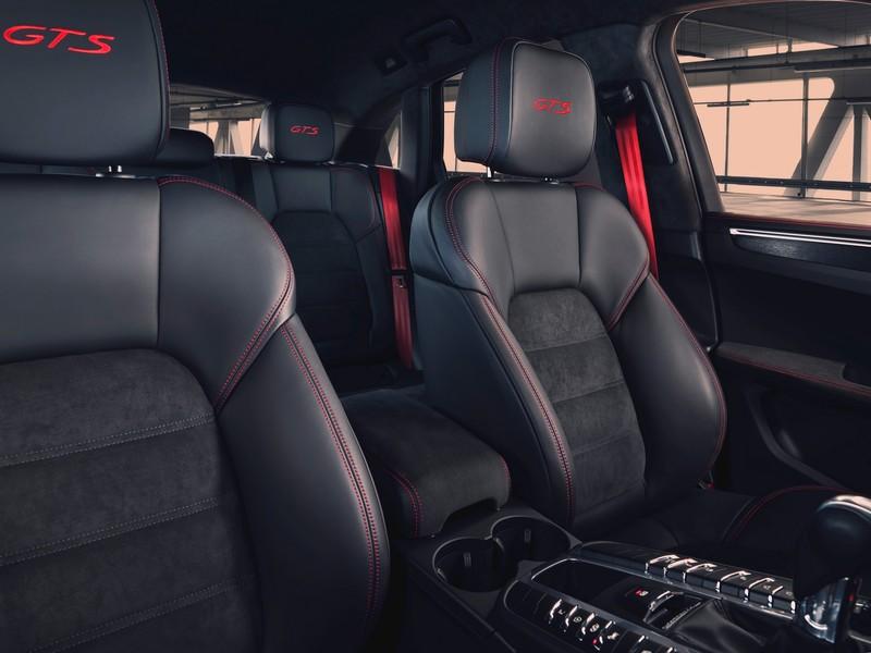小改款《Porsche Macan GTS》正式亮相 上看380匹馬力更有型