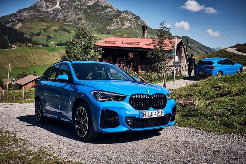 《BMW X2 xDrive25e》正式亮相 豐富品牌電氣化產品陣容