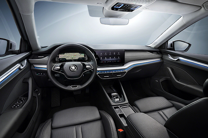 第四代《Škoda Octavia》車系於德國公佈首批上市新車資訊