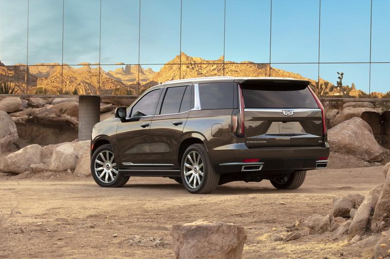 新世代《Cadillac Escalade》好萊塢霸氣現身 旗艦休旅全面進化