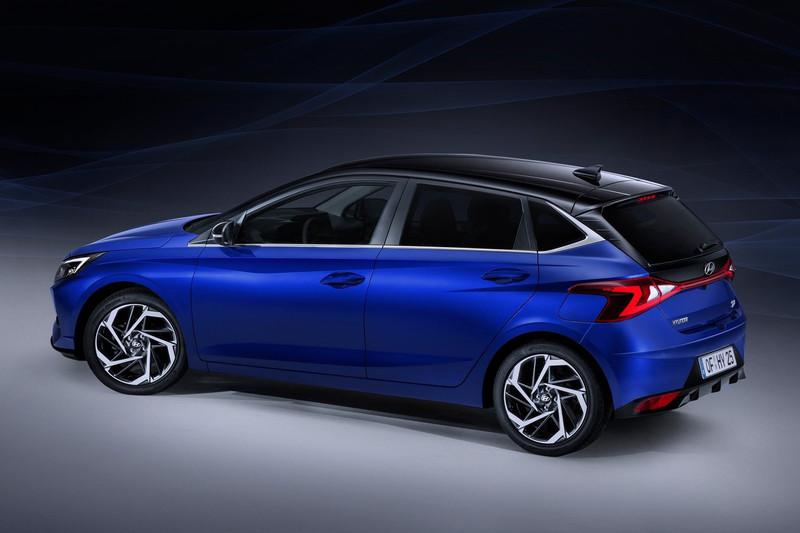 配備兩組10.25吋螢幕 《Hyundai》發布新世代《i20》內裝照片