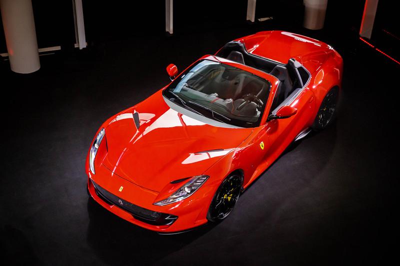 《Ferrari 812 GTS》標配車價2,153萬元起 量產版V12上空超跑再度降臨