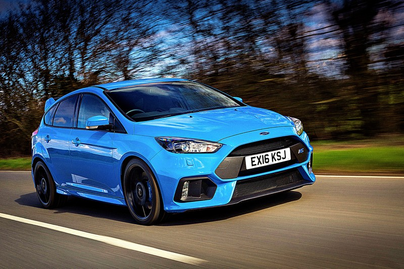《Ford Focus RS》傳出取消4代車型研發消息!