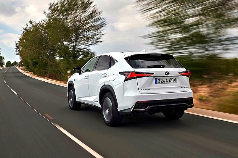 《Lexus NX》 meets 《VW Tiguan》 價位相近,要選實用還是直衝高級品牌?