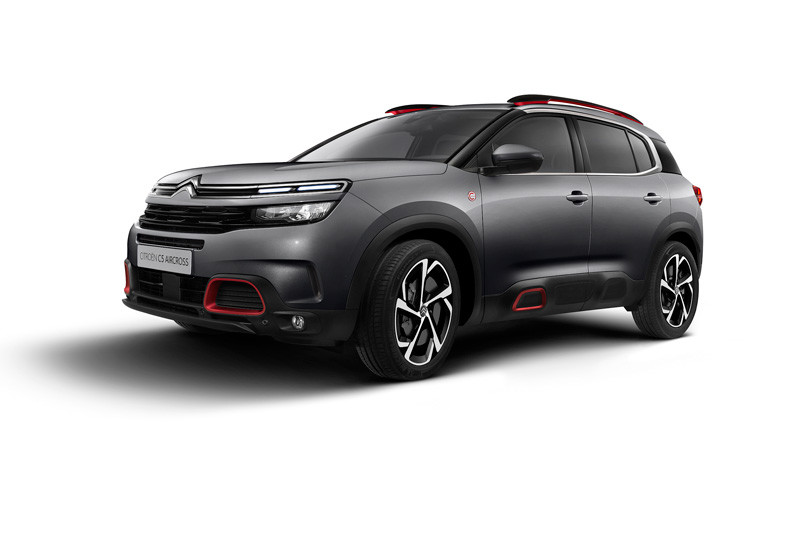 個性化成員報到《Citroën C5 Aircross C-Series》品牌旗艦SUV更有型