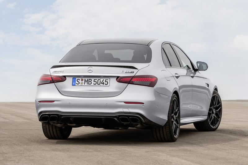 真是有默契!小改款《BMW M5》與小改款《Mercedes-AMG E 63》同時發表隔空較勁