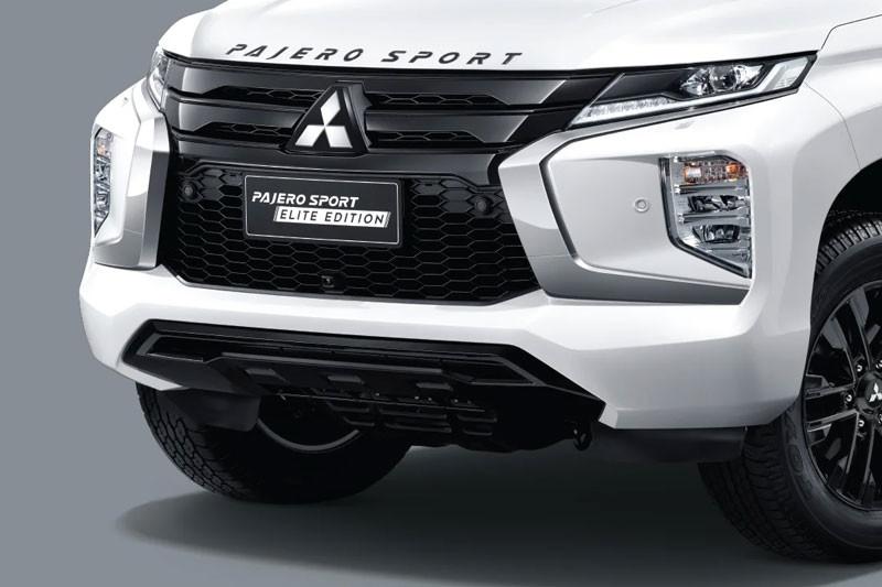 《Mitsubishi Pajero Sport Elite Edition》超人氣特仕泰國跟上變臉腳步