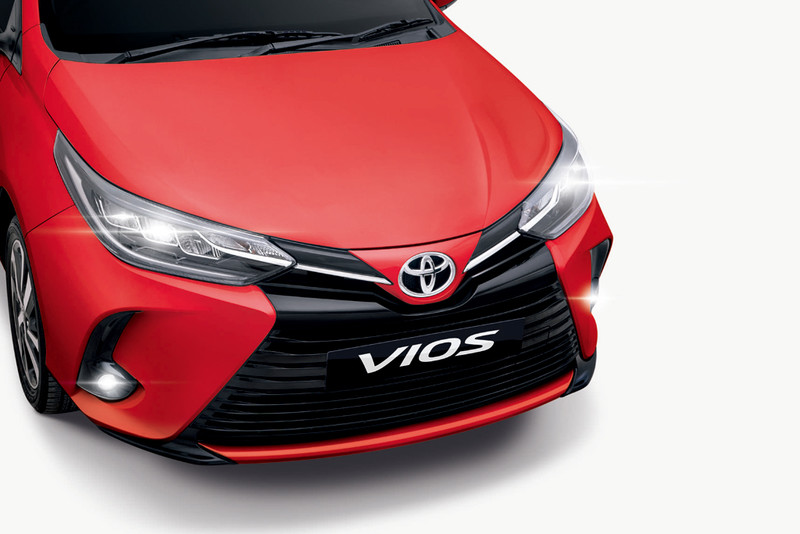 小改款《Toyota Vios》帥氣登場 神V變臉後下一位輪到小鴨嗎?