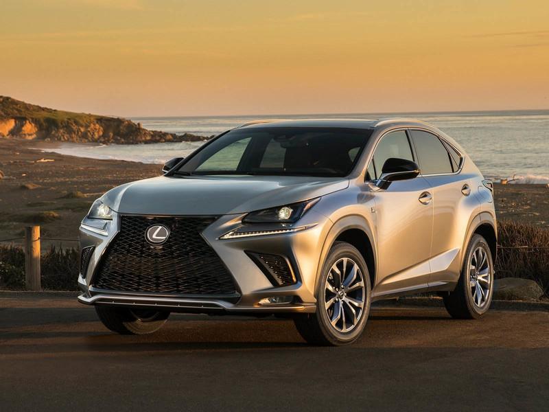2020年7月《進口豪華車款銷售排行》《Lexus NX》強力噴發《BMW 5系列》蓄勢待發