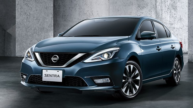 大改款《Nissan Sentra》9月下旬預售!淺談舊款仙草直球對決《神車Toyota Altis》精彩歷史
