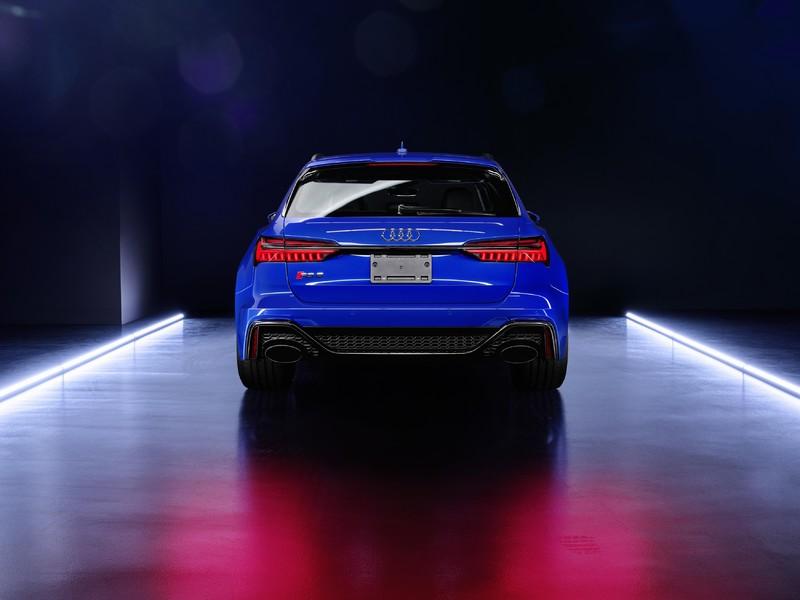 《Audi RS 6 Avant RS Tribute Edition》限量特仕向經典《RS 2 Avant》致敬