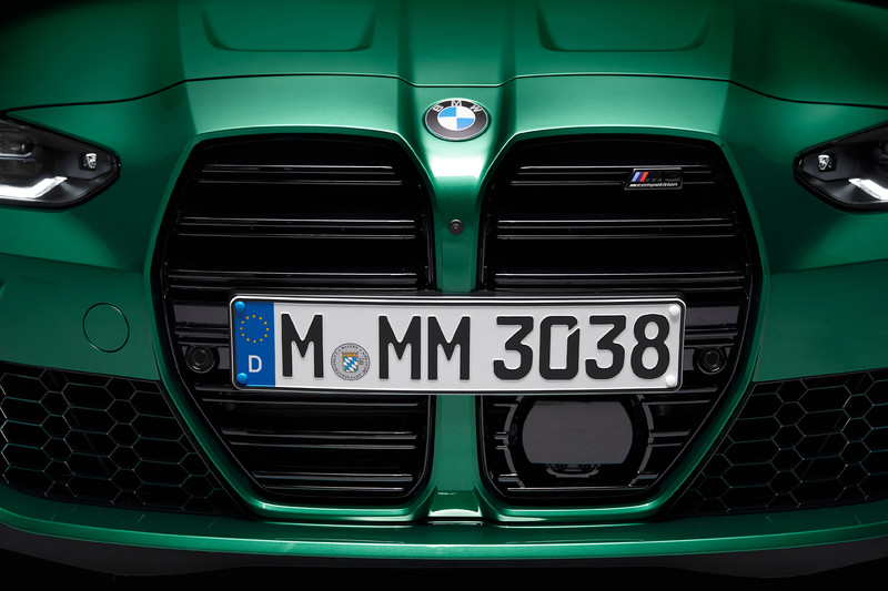 全新《BMW M3/M4 Coupe》挾510匹馬力登場 不只有手排還首度帶來四驅設定
