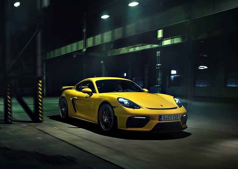 《Porsche》 21年式718 4.0新增PDK自手排,國內售價同時公布!