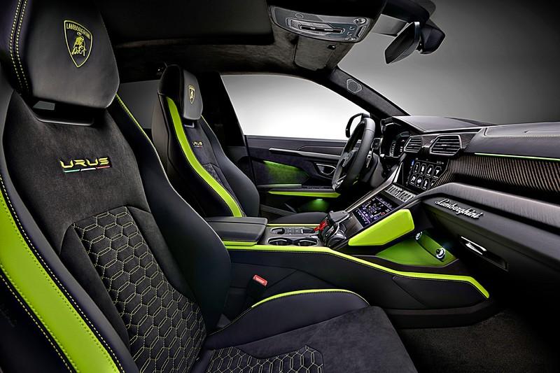 隱形戰機道路版?《Lamborghini Urus Graphite Capsule》 石墨特仕版首發!