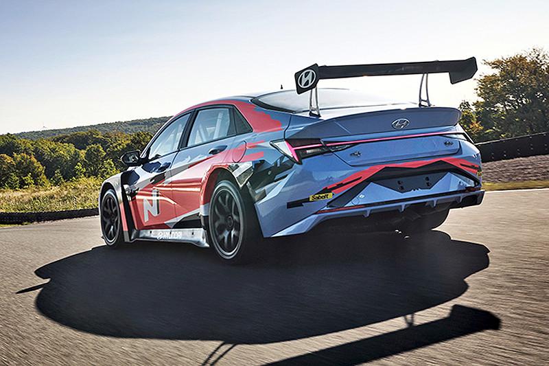 超狂《Hyundai Elantra N TCR》正式亮相 你期待的《Elantra N》確認2021年登場