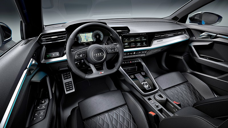《Audi A3 Sportback 40 TFSI e》插電式油電發表!來電又帶勁!