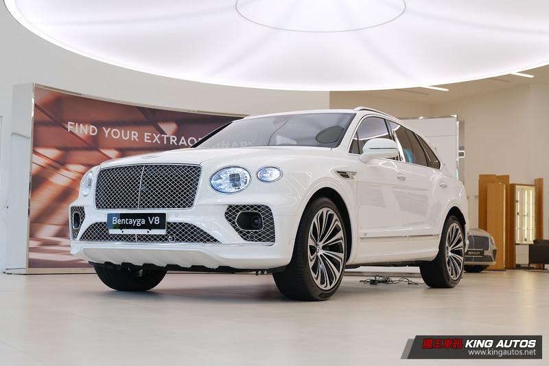 小改款《Bentley Bentayga》上市售價不變 揉合《Continental GT》設計元素更順眼