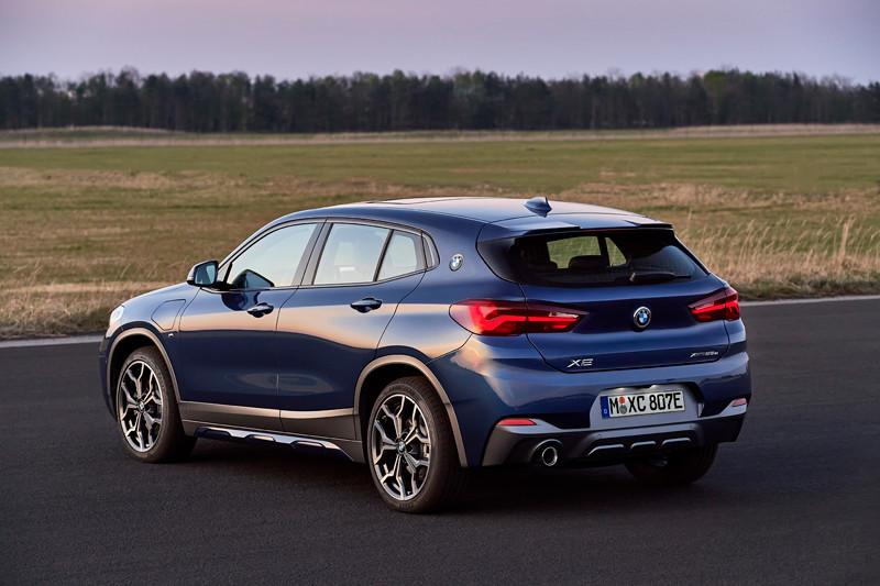 小改款《BMW X2》這回不遮了 但你的鼻孔是不是也越來越大?