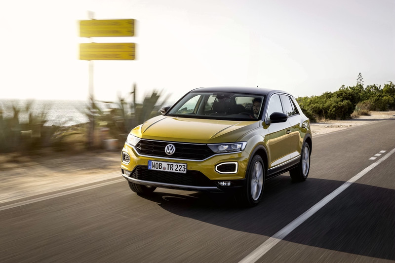 《Volkswagen T-Roc》搶先預覽會 最快後天就能見面!