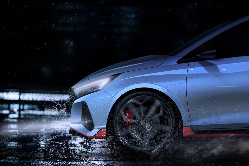 《Hyundai》釋出《i20 N》預告圖 現代小鋼砲的顏值辣度即將揭曉