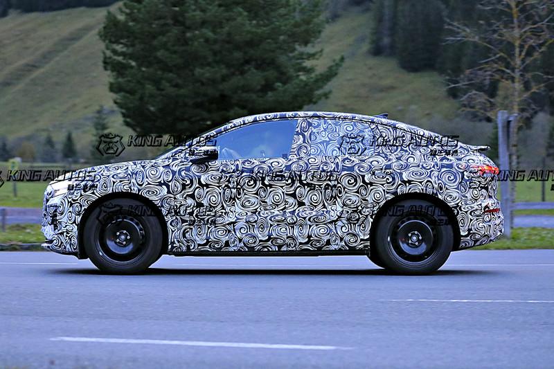 《Audi Q4 e-tron Sportback》 純電跑旅現身! 但怎換穿鐵圈!?